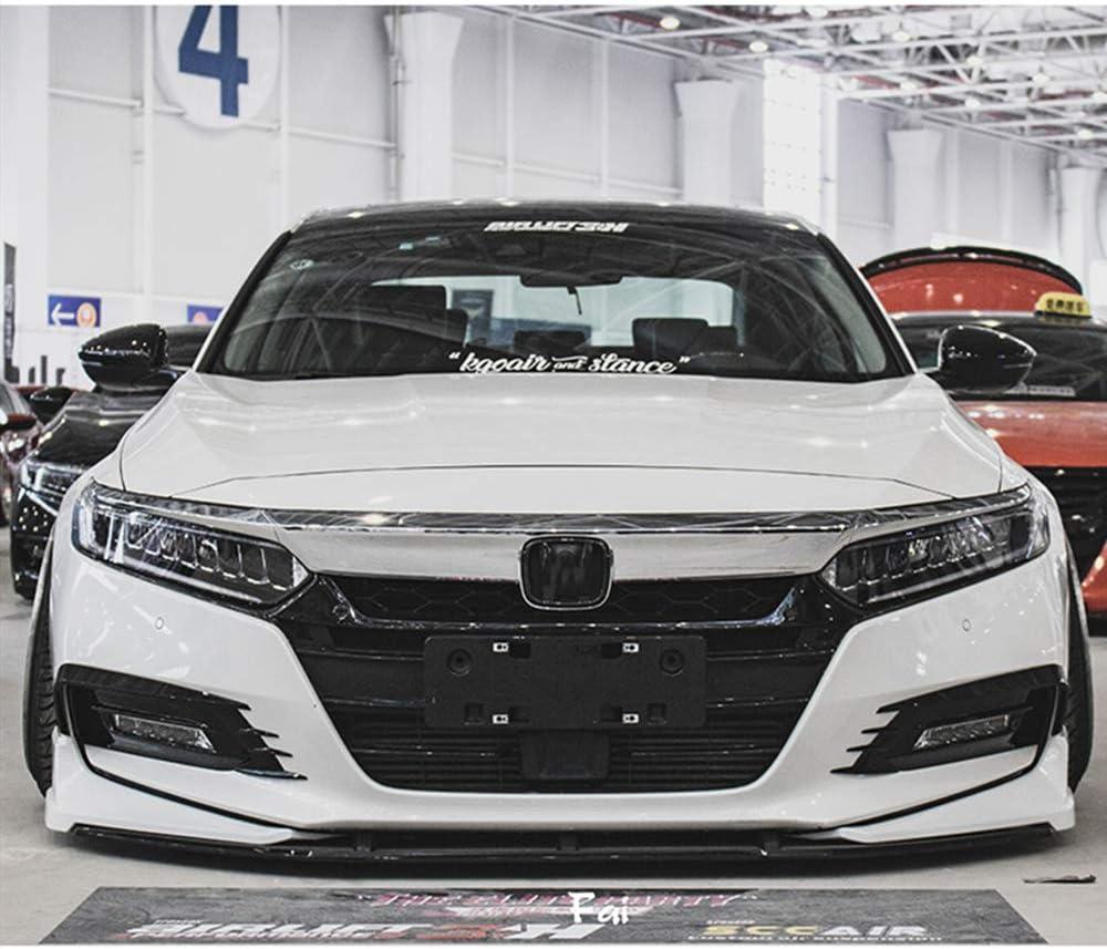 5PCS Front Bumper Spoiler Side Piece Cover Trim For Honda Accord ...