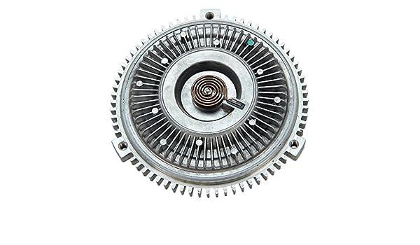 Viscoso ventilador acoplamiento Mercedes-Benz Clase C W202 C 180, C 200, C 220, C 230 93 - 00 + FAMILIAR S202 96 - 01; MERCEDES-BENZ CLK C208 200,230 97 ...