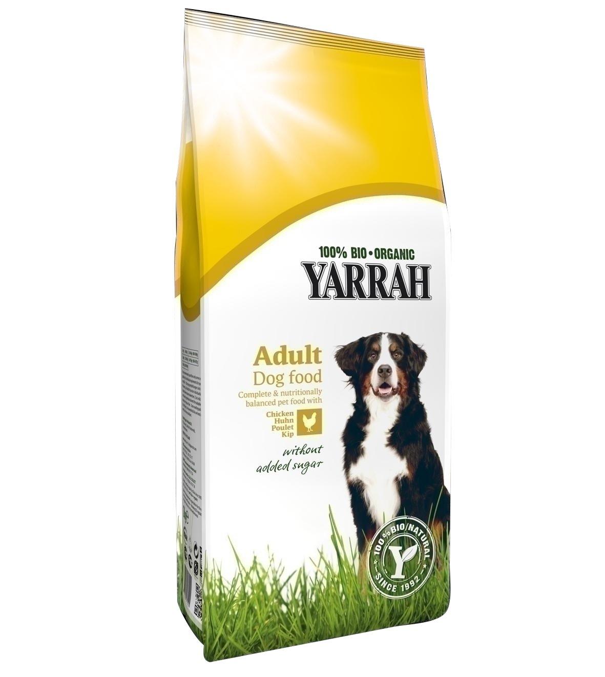 ヤラー (YARRAH) 100%オーガニックドッグフード