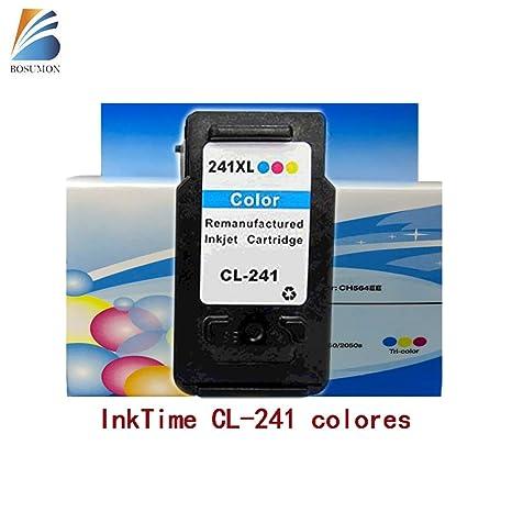 Amazon.com: InkTime Cartucho de Tinta Remanufacturado para ...