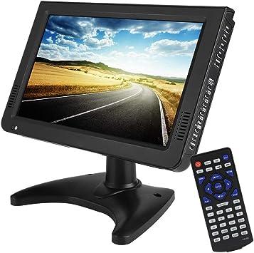 DVB-T2 Televisor Portátil Estéreo Digital de Alta Sensibilidad ...