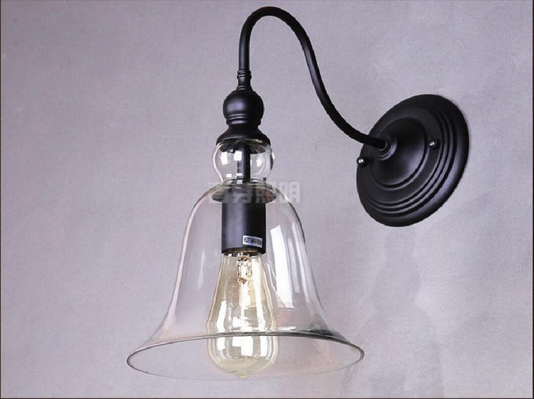 Rojo Lámpara De Pa Aplique Liyan E26 Base 1clFJTK3