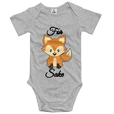 Amazon.com: Fox Sake - Traje de bebé para bebé, 2T: Clothing