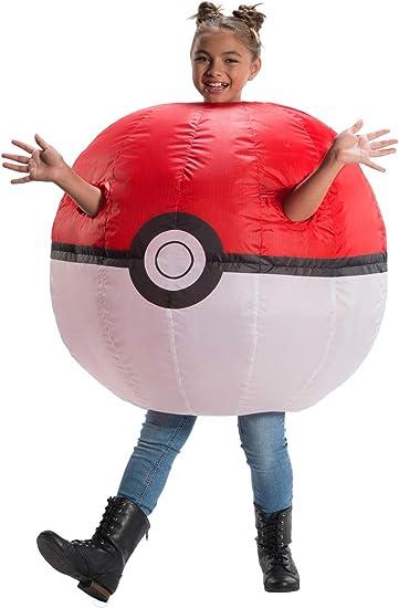 Amazon.com: Rubie s Pokemon disfraz infantil de pelota ...