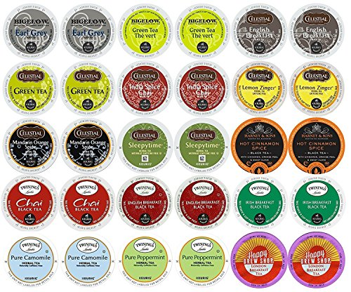 30 count Variety Pack Single Serve Compatible