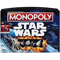 Hasbro Monopoly Game: Star Wars Edition