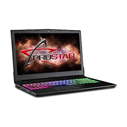 "ba7dd85524b0 PROSTAR Clevo N850EP6 15.6"" Full HD 144Hz 72% NTSC Wide View Angle Matte  Display Gaming Laptop, Intel Core i7-8750H 32GB DDR4, GTX 1060, 1TB NVMe ..."