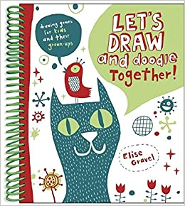 Buy Let S Draw And Doodle Together Book Online At Low Prices In
