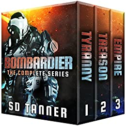 Bombardier - The Complete Series by [Tanner, SD]