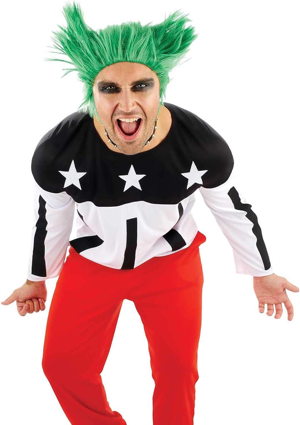 Fun Shack Marrone Capitano dei Pirati Costume per Uomini Leggenda Musicale