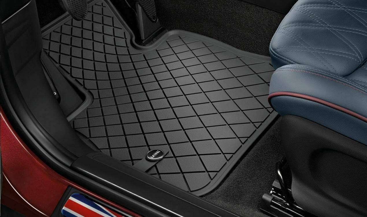 Auto-Fußmatten Gummimatten Schwarz BMW Mini F56 ab 2015