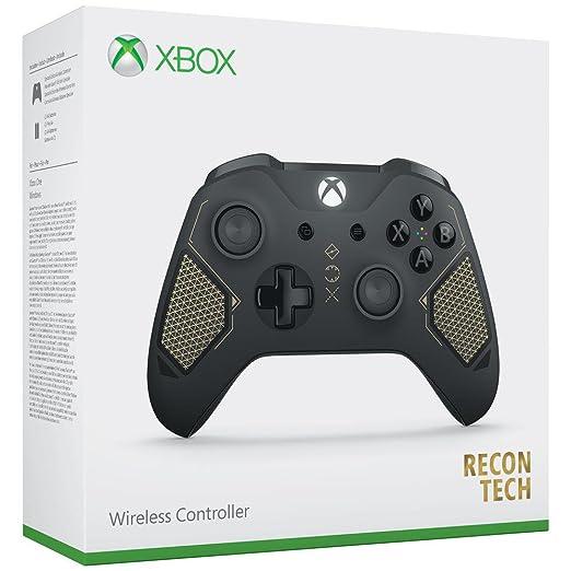 21 opinioni per Xbox One: Controller Wireless Recon Tech- Special Edition