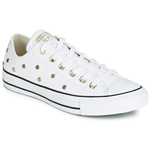 Converse Chuck Taylor All Star Leather Studs OX Sneaker