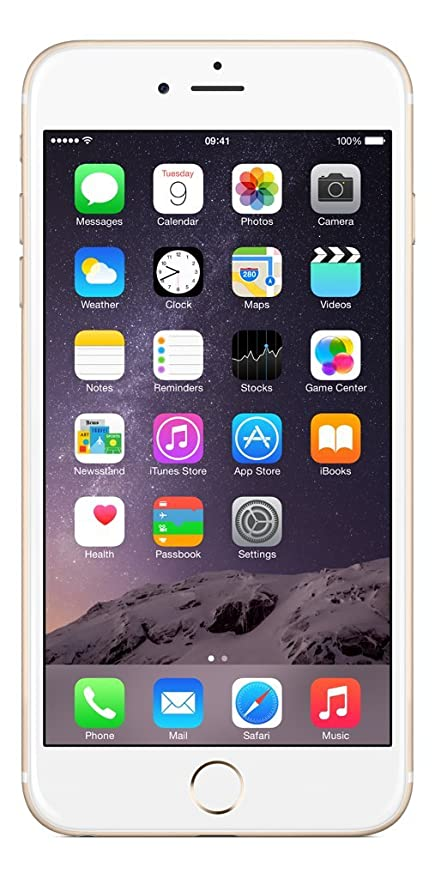 "Apple iPhone 6 Plus 5.5"" SIM única 4G 1GB 64GB Oro - Smartphone (14"