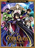 Code Geass: Lelouch of the Rebellion R2, Part 1 (Limited Edition)