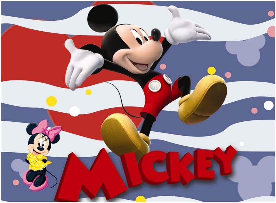 VAST Clásico Animado de Mickey Mouse de Disney Mickey Puzzles, Brain Challenge Puzzle en la Mano de la Familia Juegos interactivos, 300/520/1000 Piezas 525 (Color : B , Size : 300pc) : Amazon.es: Juguetes y juegos