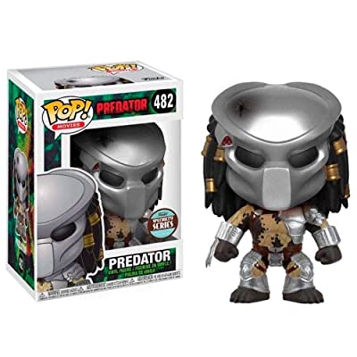 Funko POP! Specialty Series Masked Predator: Toys & Games