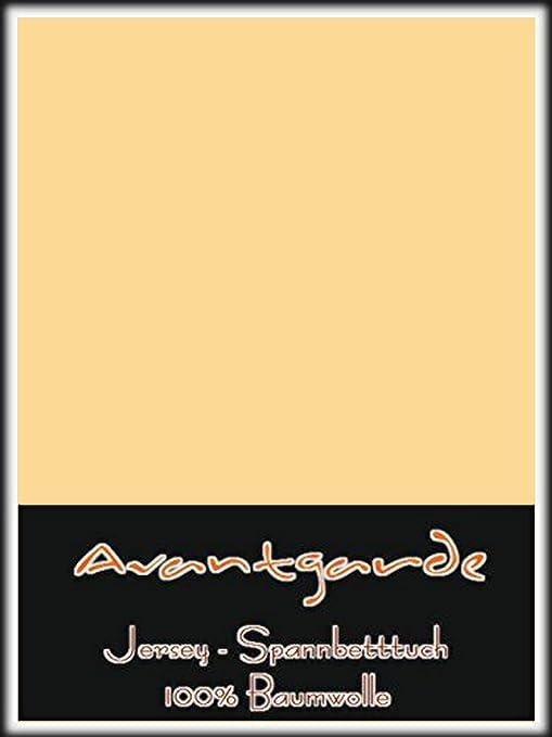 Avantgarde - Sábana Bajera para Cama de Agua o Cama con canapé (100% algodón, 140 x 200 cm hasta 160 x 220 cm): Amazon.es: Hogar