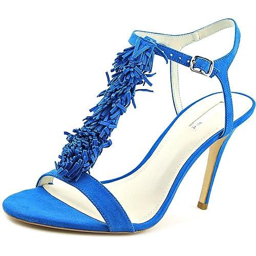 1ac45a435d2 BCBGeneration Women s BG-Clue Heeled Sandal (8 B(M) ...