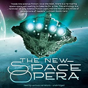 The New Space Opera Audiobook