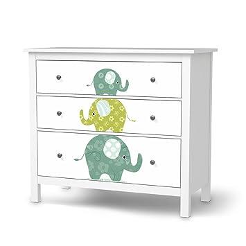 Creatisto Mobelfolie Ikea Hemnes 3 Schubladen Deko Fur Kinderzimmer