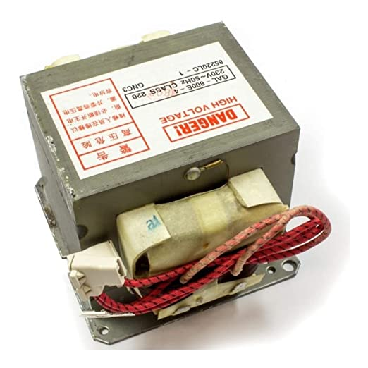 Transformador horno microondas 85220lc Wbl789 universal 800 W ...