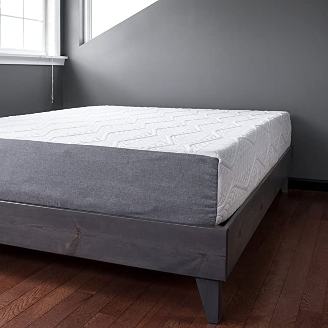 eLuxurySupply Gel Memory Foam 10 inch Mattress