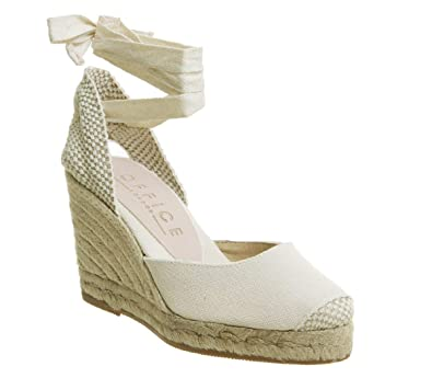 3afa02b375b Office Marmalade Espadrille Wedges: Amazon.co.uk: Shoes & Bags