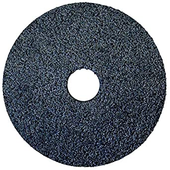 Fiber Backing 4-1//2 Diameter 36 Grit, Weiler Tiger Resin Fiber Disc 7//8 Arbor Aluminum Oxide