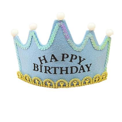 Kodoria Sombrero de Fiesta de Cumpleaños Feliz con ...