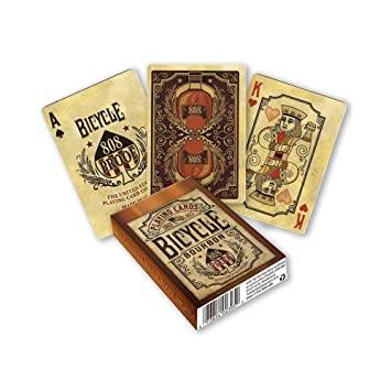 Fournier Baraja Poker Bicycle Bourbon, Juegos de Cartas ...