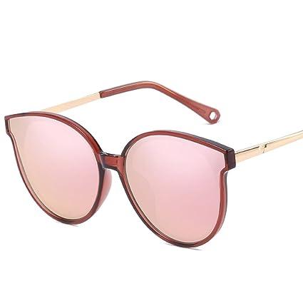 ANHPI Occhiali Da Sole Polarizzati Occhiali Da Vista A Forma Di Occhiali Da Vista Cat,Pink