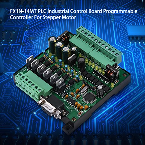 FX1N-14MT PLC Industrial Control Board Stepper Motor Motion Programmable Controller by Walfront (Image #2)