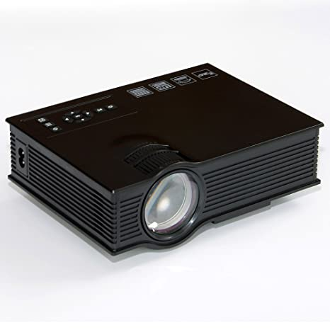 Amazon.com: MyBDJ UC40+ Mini Pico Portable 3D Projector HDMI ...