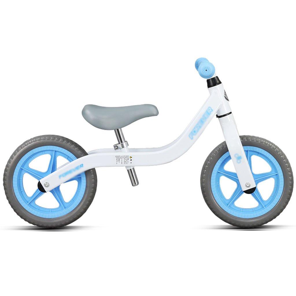 セール 登場から人気沸騰 ベビースクータースライディングカーチャイルドウォーカーノーペダル自転車キッズおもちゃダブルホイール2-6歳 Blue B07FZ4RRCZ B07FZ4RRCZ Blue Blue Blue, Prtit Fleur Marche:bb216bea --- a0267596.xsph.ru