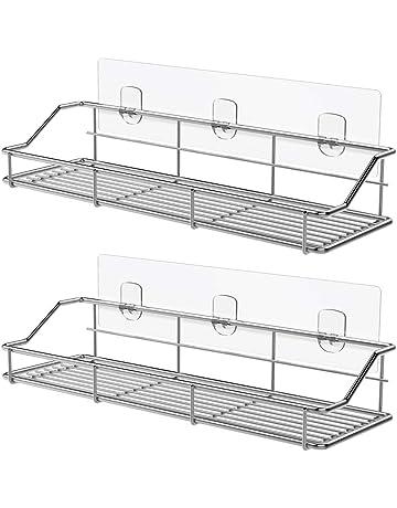 Bathroom Shelves Amazon Com Kitchen Bath Fixtures Bathroom