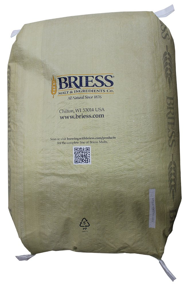 Briess 2-Row Brewers Malt For Home Brewing-50 Lbs. by Briess Malt (US) (Image #2)