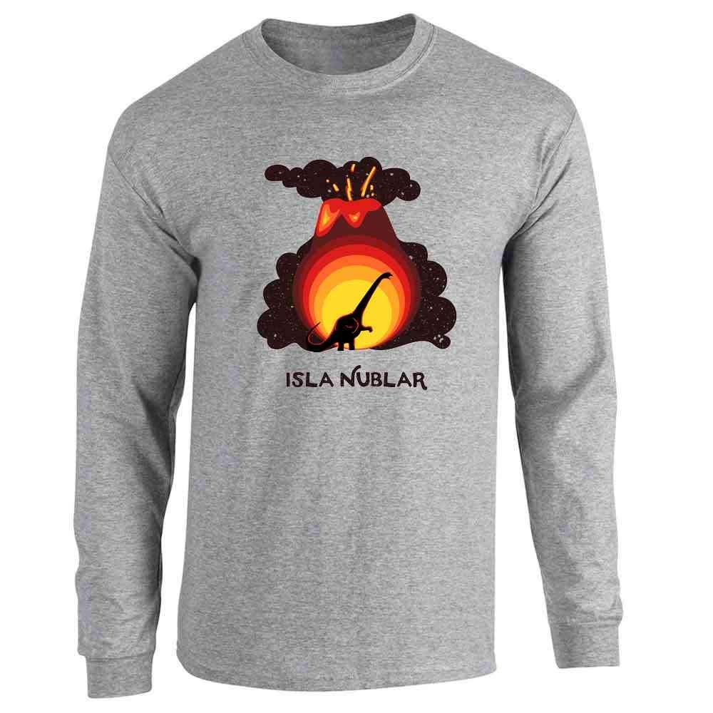 Isla Nublar Travel Vacation T Shirt 8594