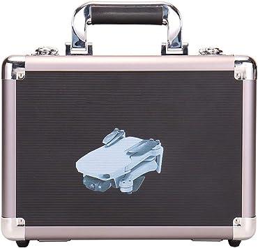 Compatible con dji Mavic Mini Estuche Resistente al Agua Estuche rígido de Aluminio para Viaje (305x225x110 mm, Gris): Amazon.es: Electrónica