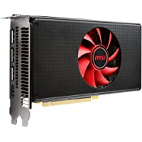 MSI Radeon RX 580 DirectX 12 8GB 256-Bit GDDR5 PCI Video Card + AMD Gift