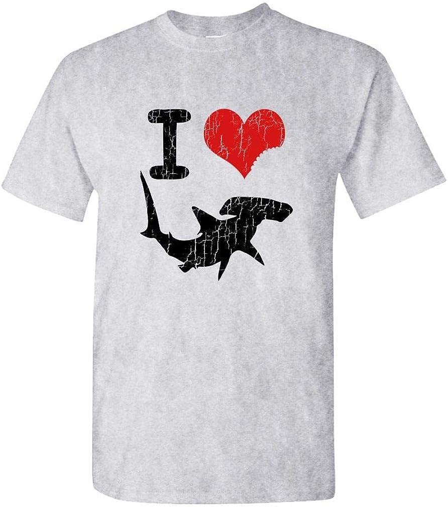 I Heart Sharks - T-Shirt