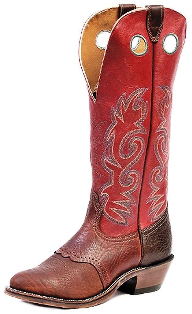- Soul Rebel Stiefel Amerikanischen – Stiefel Western bo-9117 – 52-e (Fuß Normal) – Herren – Braun