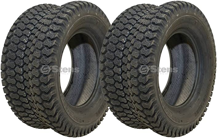 Amazon.com: 2 Kenda Tire 23 x 10,50 – 12 Super Turf banda de ...