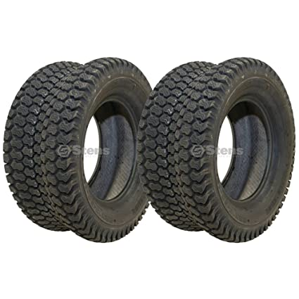 Amazon.com : 2 Kenda Tire 23x10.50-12 Super Turf Tread 4 Ply ...