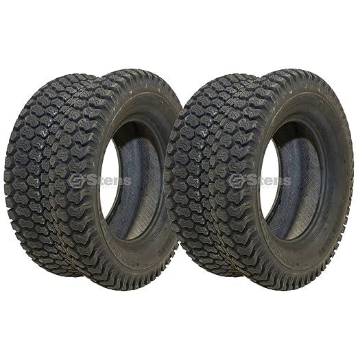 2 Neumáticos Kenda 23 x 10, 50 - 12 Super césped Tread 4 ...