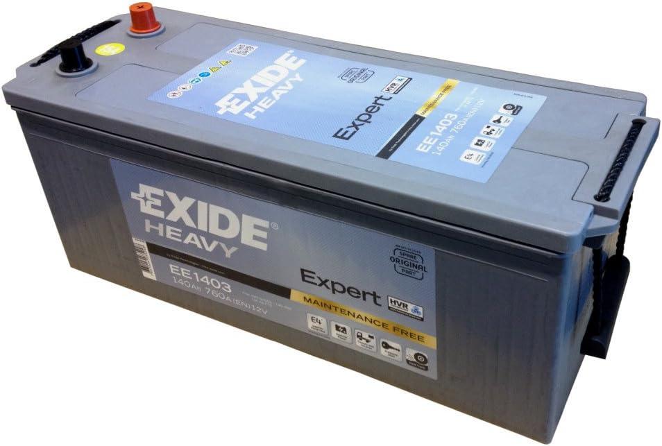 Exide Heavy Ee1403 12v 140ah Starterbatterie Auto
