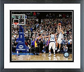 NBA Dirk Nowitzki Dallas Mavericks 30,000th Point Action Photo Size: 8 x 10