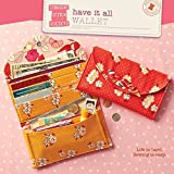 Have It All Wallet Sewing Pattern