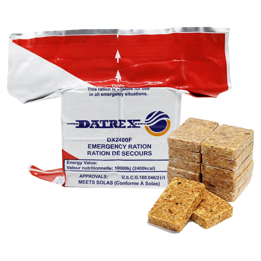 Datrex White 2400 Calorie Emergency Food Ration RSR Group Inc 613902920804