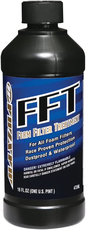 Maxima FFT Foam Filter Oil Treatment - Tratamiento de aceite para ...